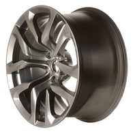 ALY62547U78 ALLOY WHEEL- 18 X 9- 10 SPOKES- 5 LUG- 4.5 INCH BP- REAR-