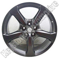 ALY05579U79 ALLOY WHEEL- 20 X 8- 35MM OFFSET- 5 SPOKES- 5 LUG- 120MM BP- FRONT-