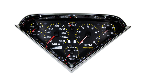 1955-1959 Chevy Truck Analog gauge cluster replacement