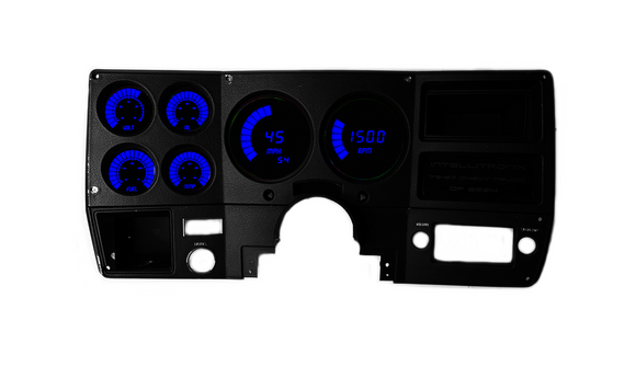 LED Bargaph Replacement Gauge Panel (73-87 Chevy Truck) Direct Replacement