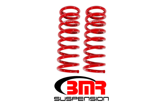 64-72 A-Body Lowering Springs Front 1in Drop