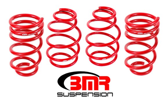 10-15 Camaro Lowering Spring Kit 1in Drop