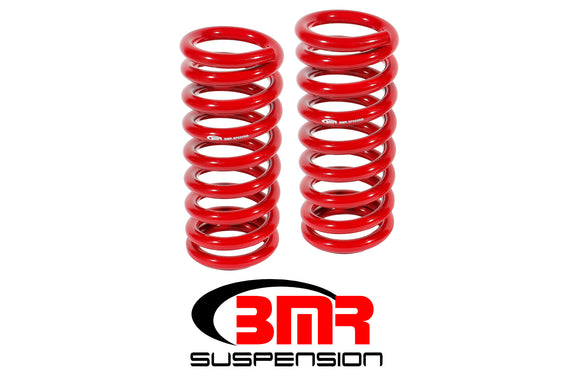 67-69 F-Body Lowering Springs Front 2in Drop