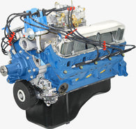 Crate Engine - SBF 302 235HP Dressed Model