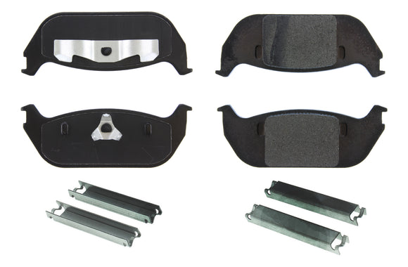 Posi-Quiet Extended Wear Brake Pads with Shims a