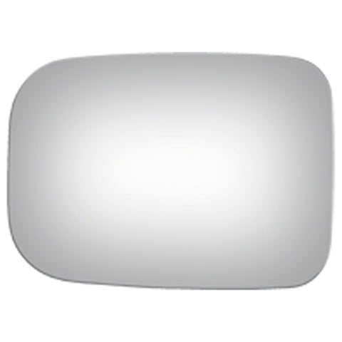 CH1323577 DRIVER AND PASSENGER SIDE MIRROR GLASS- 9-5/8in- SWING OUT- FLAT