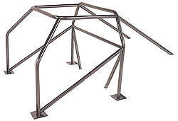 10pt. Main Hoop Kit - 79-93 Mustang