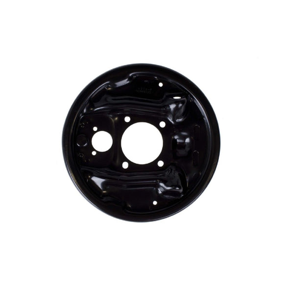 10/12 Bolt 9.5 Drum Backing Plate; Right (64-72 A-Body; 67-69 F-Body; 64-72 X-Body)