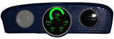 LED Digital Replacement Gauge Panel (61-66 Ford Truck) Direct Replacement Gauge Cluster