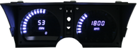 LED Digital Replacement Gauge Panel (78-82 Corvette) Direct Replacement Digital Cluster
