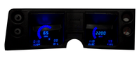 LED Digital Replacement Gauge Panel (68 Chevelle)  Direct Replacement Digital Cluster