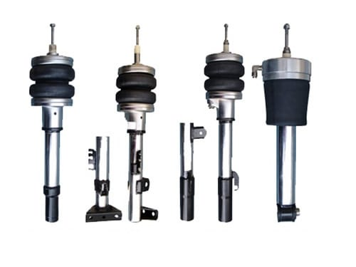 1997-2006 ALPHA ROMEO ALFA 147, 155, 156, 157 Rear Air Suspension, Strut Kit (no fittings)