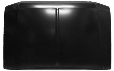 FO1230104V 1980-1986 FORD BRONCO and 1981-1985 FORD PICKUP HOOD PANEL