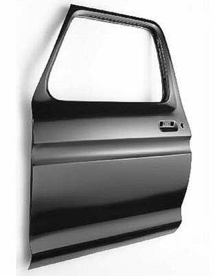 FO1300101 1978-1979 FORD BRONCO and 1973-1979 FORD PICKUP FRONT DRIVER SIDE DOOR SHELL