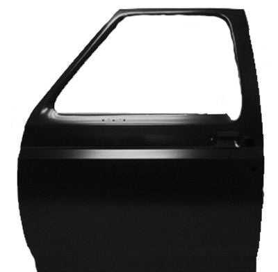FO1300102V 1980-1986 FORD BRONCO and 1980-1986 FORD PICKUP FRONT DRIVER SIDE DOOR SHELL