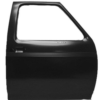 FO1301103V 1980-1986 FORD BRONCO and 1980-1986 FORD PICKUP FRONT PASSENGER SIDE DOOR SHELL