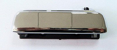 FO1310101 1979-1983 FORD MUSTANG DRIVER SIDE FRONT OUTER DOOR HANDLE- BRIGHT