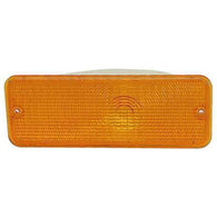 FO2520137 DRIVER OR PASSENGER SIDE PARKING LIGHT HOUSING- ORANGE LENS