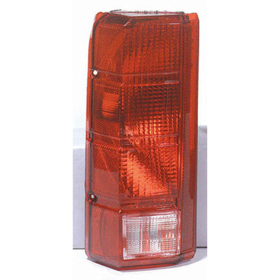 FO2800103 1980-1986 FORD BRONCO and 1980-1986 FORD PICKUP DRIVER SIDE TAIL LIGHT ASSEMBLY- PICKUP'S ARE STYLESIDE