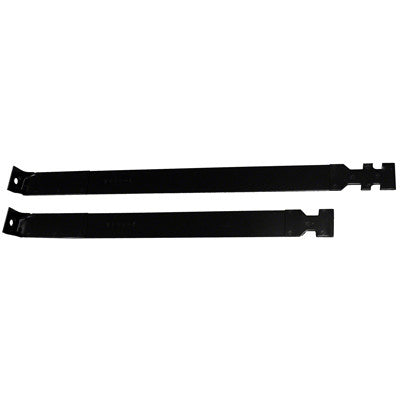 FST010003 1980-1997 FORD PICKUP FUEL TANK STRAPS WITH 19 GALLONSIDE MOUNT TANK