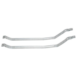 FST010056 FUEL TANK STRAPS EDP COATED STANDARD REPLACMENT