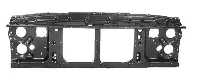 GM1225108V RADIATOR SUPPORT- WITH 4 LIGHT SYSTEM