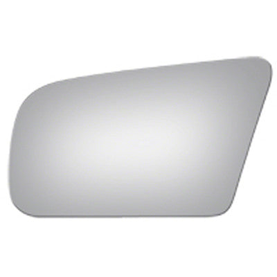 GM1323248 1985-1993 CADILLAC DEVILLE_FWD DRIVER SIDE REPLACEMENT MIRROR GLASS- 3 9/16 x 5 7/8 x 7 1/8