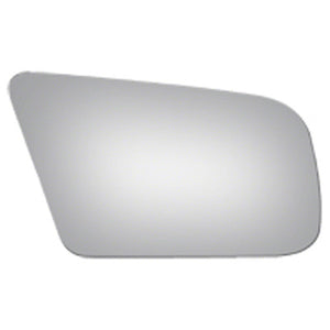 GM1323249 1985-1993 CADILLAC DEVILLE_FWD PASSENGER SIDE REPLACEMENT MIRROR GLASS- 3 9/16 x 5 7/8 x 7 3/16