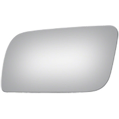 GM1323575 1985-2005 CHEV ASTRO_VAN DRIVER SIDE REPLACEMENT MIRROR GLASS- 4 15/16 x 8 9/16 x 10 1/8