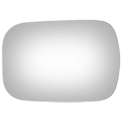 GM1323614 DRIVER AND PASSENGER SIDE REPLACEMENT MIRROR GLASS- 6 5/16 x 9 3/16 x 9 5/8- SWING OUT- FLAT