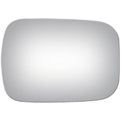 GM1323616 PASSENGER SIDE REPLACEMENT MIRROR GLASS- 6 5/16 x 9 3/16 x 9 5/8