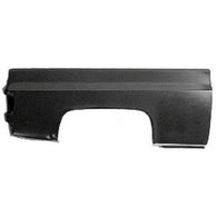 GM1757103 PASSENGER SIDE BED SIDE- FOR 6.5' FLEETSIDE MODELS- WITHOUT GAS FILLER HOLE