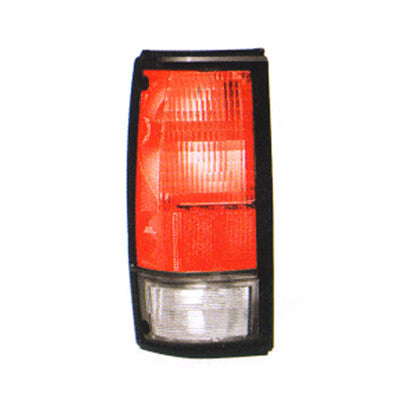 GM2800106 DRIVER SIDE TAIL LIGHT ASSEMBLY- WITHOUT TRIM