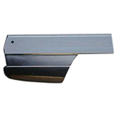 GMK1171600632R PASSENGER SIDE QUARTER PANEL SKIN MEASURING 48 INCHES LONG X 19 INCHES HIGH FOR 4-DOOR MODELS