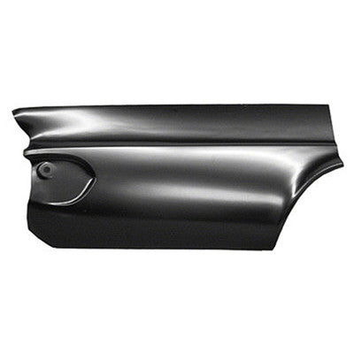 GMK211069064R 1963-1966 DODGE DART PASSENGER SIDE LOWER REAR QUARTER PATCH- 40in LONG X 20in H- MODIFY TAIL LIGHT TO FIT 1963 MODELS