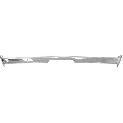 GMK212000071A 1971-1972 DODGE CHALLENGER BUMPER FACE BAR FRONT- CHROME- FROM 6/71- PREMIUM QUALITY-USA CHROME