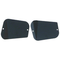 GMK2131351661S DRIVER AND PASSENGER SIDE PAIR OF INNER FENDER COVER PLATES