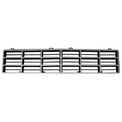 CH1200104 GRILLE- CHROME/SILVER