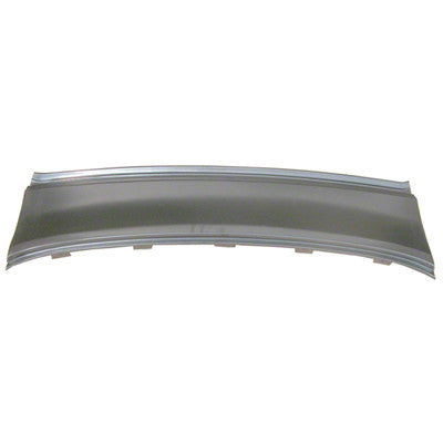 GMK2422710701 1970-1974 PLYMOUTH BARRACUDA DECK FILLER PANEL DECK LID FILLER PNL 70-74 CUDA COUPE
