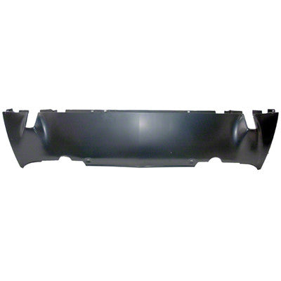 GMK242287570 1970-1974 PLYMOUTH BARRACUDA REAR VALANCE PANEL WITHOUT EXHAUST HOLES