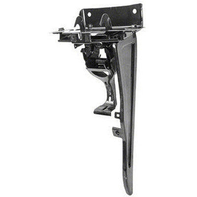 GMK302031966S 1966-1966 FORD MUSTANG HOOD LATCH ASSEMBLY WITH TOP PLATE WITH SUPPORT BRACE