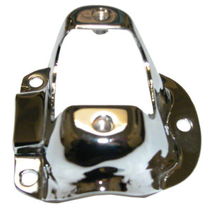 GMK302036064C 1964-1966 FORD MUSTANG DRIVER OR PASSENGER SIDE CHROME SHOCK TOWER CAP- 2 REQUIRED