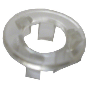 GMK302049265 CLEAR PLASTIC DOOR LOCK KNOB FERRULE- 2 REQUIRED PER CAR