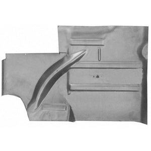 GMK302051164L DRIVER SIDE REAR FLOOR PAN EXTENSION- 24iN WIDE X 17in LONG