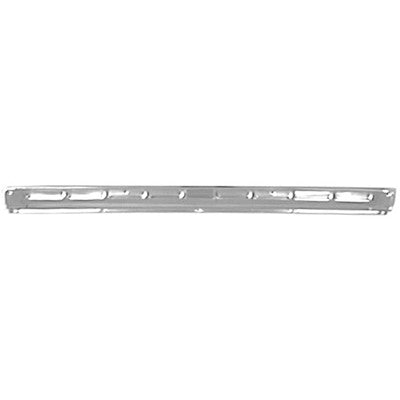 GMK3020575642C 1964-1968 FORD MUSTANG CARPET SILL PLATE FOR CONVERTIBLES WITHOUT FORD STICKER