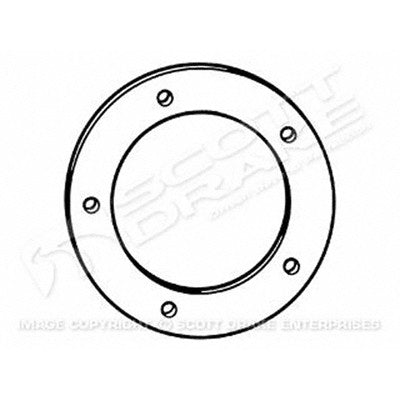 GMK3020753641 1964-1970 FORD MUSTANG FILLER TUBE TO BODY GASKET