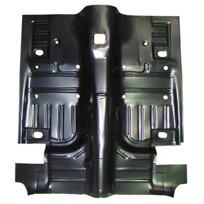 GMK3021500671S 1-PIECE FLOOR PAN FOR COUPE AND FASTBACK MODELS- USE WITH GMK3021500671A