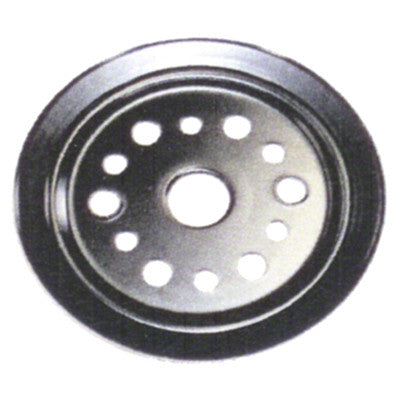 GMK4030266641 1-GROOVE 6-3/4 INCH DIAMETER CRANKSHAFT PULLEY FOR CHEVROLET SMALL BLOCK ENGINES EXCLUDING HIGH-PERFORMANCE.