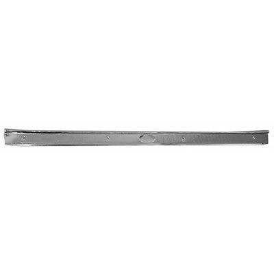 GMK403057564C DRIVER AND PASSENGER SIDE PAIR OF DOOR SILL PLATES WITH CORRECT RIBS AND WITHOUT EMBLEMS