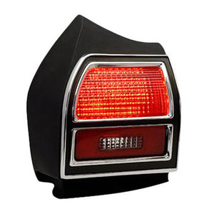 GMK403284269L 1969-1969 CHEV CHEVELLE DRIVER SIDE TAIL LIGHT ASSEMBLY FOR ALL EXCEPT WAGON MODELS- INCLUDES BEZEL- LENS- AND HOUSING